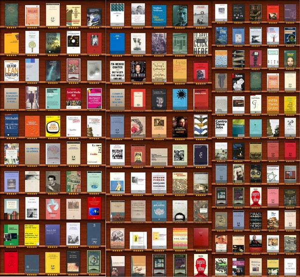 All the books I've read in the last 10 years (2008–2017)