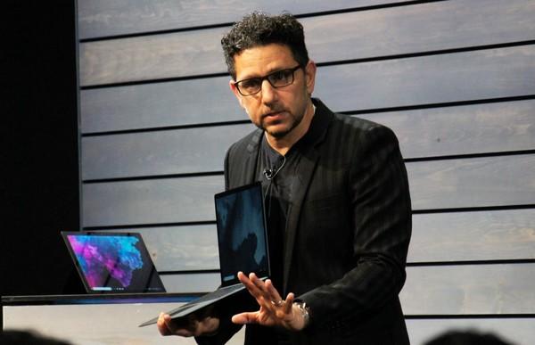 Microsoft's Panos Panay Isn't Chasing Change – Member Feature Stories – Medium