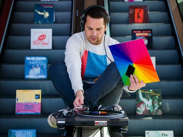 TivoliVredenburg podcast: DJ St. Paul over Pop-O-Matic, Pieces of Tomorrow en No More Heroes
