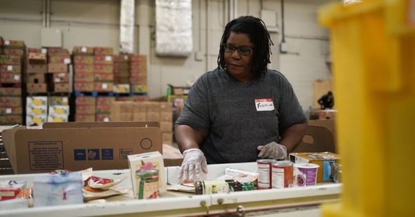 How Trump's Tariff Wars Impacts Food Banks
