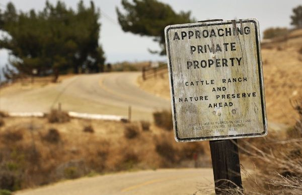 California beaches are supposed to be public. So why is the Hollister Ranch coast an exception?
