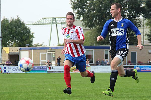 Roda Boys rekent af met concurrent van vorig seizoen