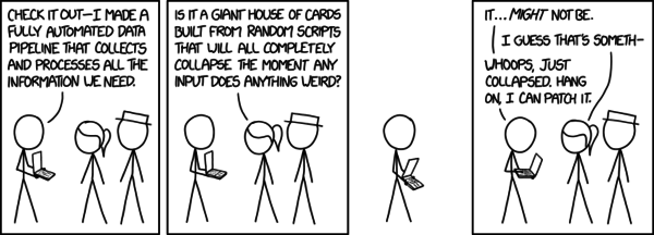 xkcd: Data Pipeline