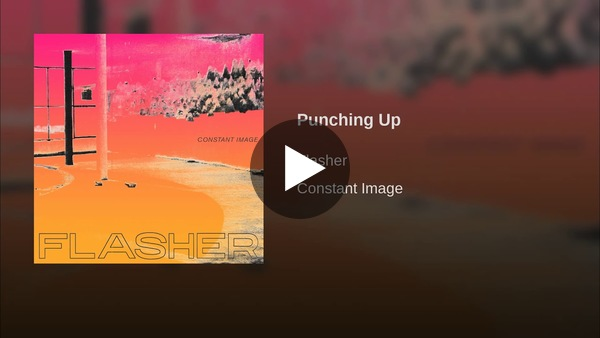 """Punching Up"" by Flasher (2018)."