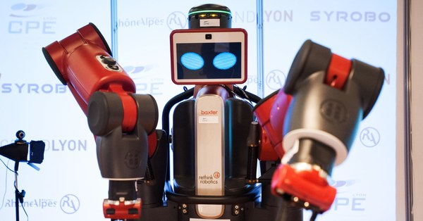 A Long Goodbye to Baxter, a Gentle Giant Among Robots