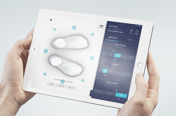 3D Foot Scanner Software