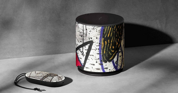 Bang & Olufsen unveils David Lynch speaker collaboration