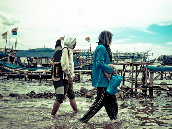 Warum die Millionenstadt Jakarta droht zu versinken