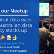 Global data wars: How Australian data policy stacks up