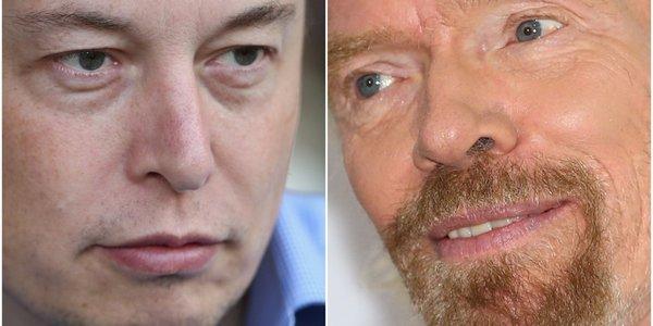 Richard Branson: Elon Musk should stop tweeting and get more sleep - Business Insider