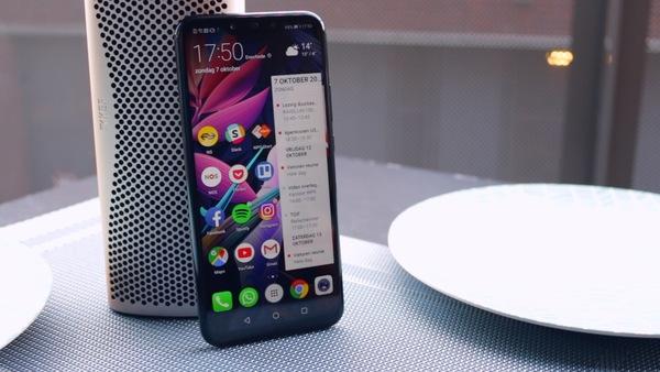 Huawei Mate 20 Lite review: doet zijn naam eer aan