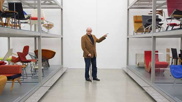 Dieter Rams scolds Apple in new Gary Hustwit movie