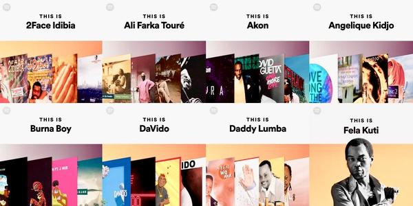 African music is going global and Spotify—like everyone else—wants in