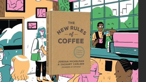 The New Rules Of Coffee East Coast Book Tour!