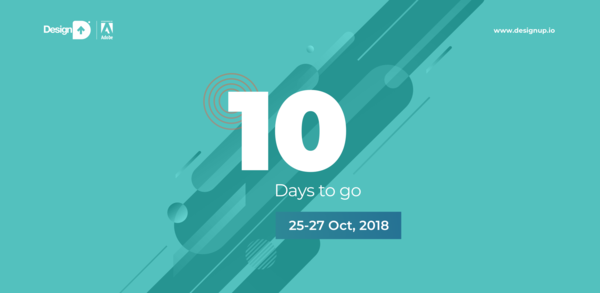GearUp for DesignUp 2018 in Bangalore!