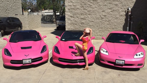 There Will Never Be Another Angelyne - VICE