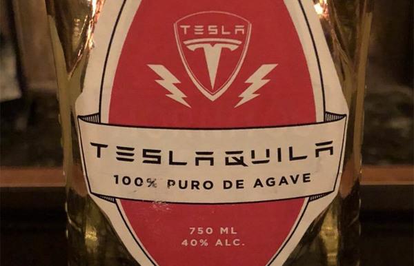 Toch geen 1-aprilgrap van Elon Musk: Teslaquila komt eraan