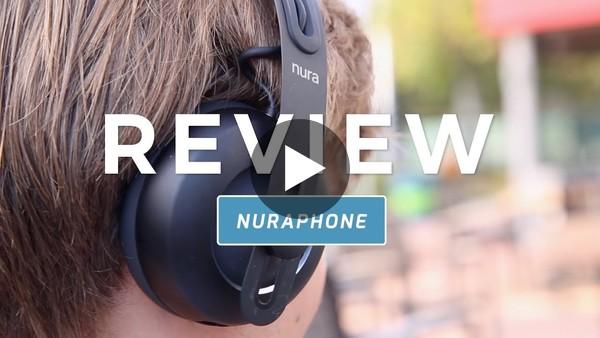 Nuraphone review: de koptelefoon van de toekomst? (Dutch) - YouTube