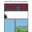 Animated Comic React