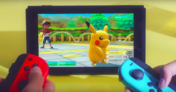 Pokémon: Let's Go is a 'starting point for the next 20 years of Pokémon'