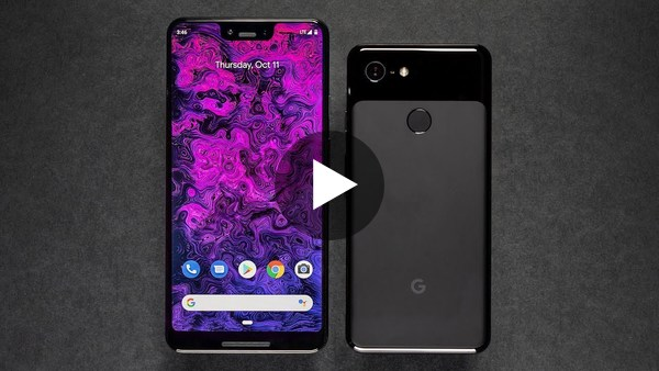Google Pixel 3 and 3 XL review: the best camera gets a better phone - YouTube