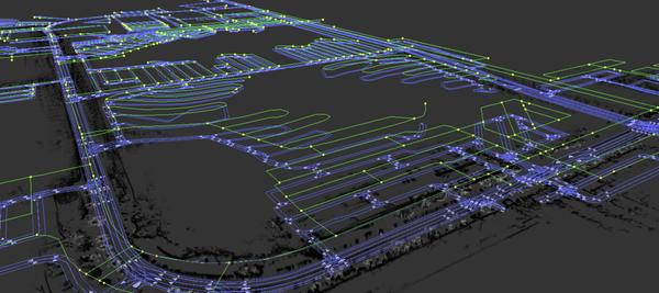 Wie Lyft neue Straßenkarten für selbstfahrende Autos erstellt