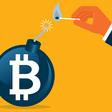 'Borrelend buskruit: Bitcoin gaat binnenkort volledig door het dak'