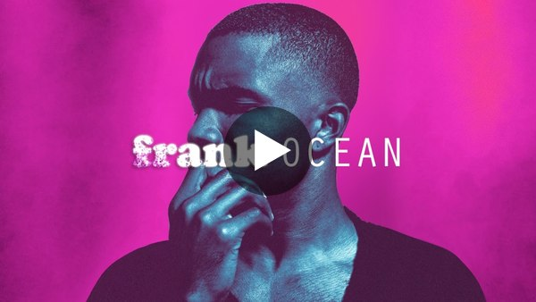 Frank Ocean - Musical Identity - YouTube