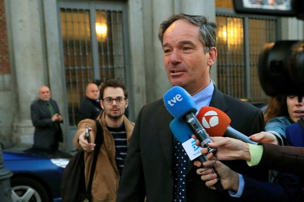 Belgische ambassadeur in Spanje