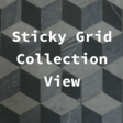 Collection View With Sticky Rows And Columns: Step By Step Tutorial