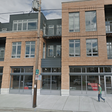 Empty commercial storefronts in new mixed-use developments