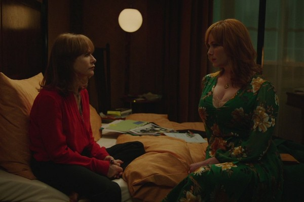 'The Romanoffs': ved el episodio de Isabelle Huppert y Christina Hendricks