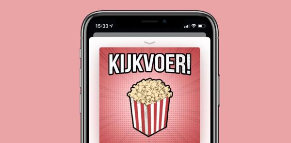 Fanatieke binge-watchers opgelet: 'Kijkvoer!' is de Netflix podcast voor jou