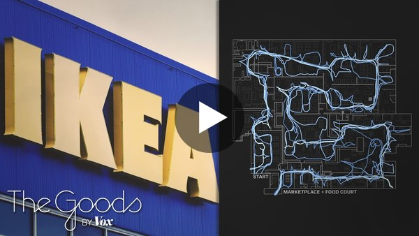 How IKEA gets you to impulsively buy more - YouTube