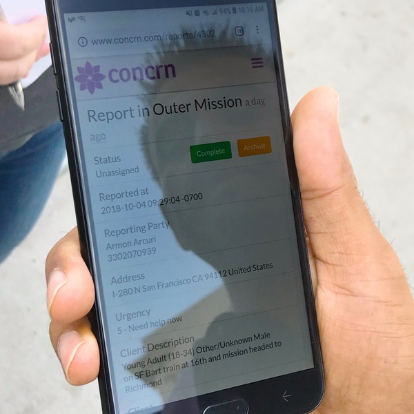New App Connects San Francisco's Homeless to Support, Services | California Health Report