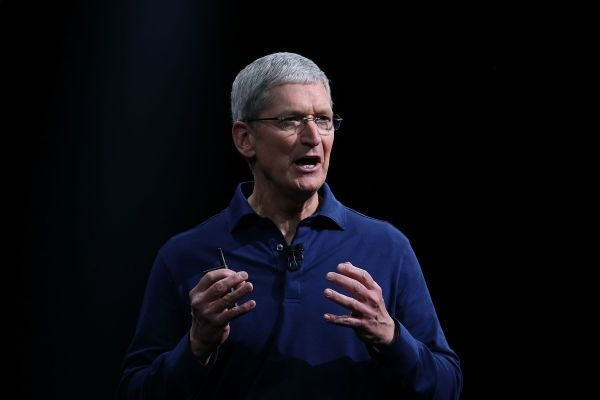 """Apple's Tim Cook makes blistering attack on the """"data industrial complex"""" – TechCrunch"""