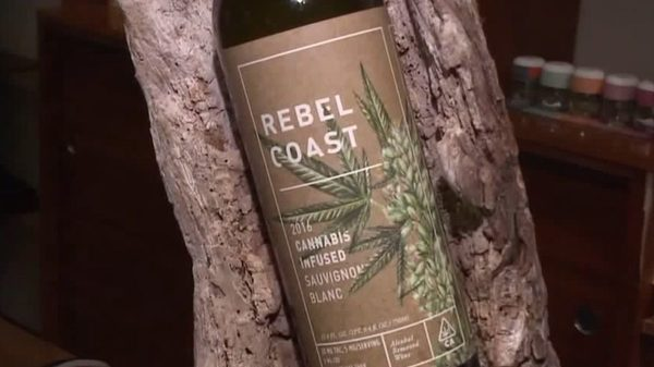 California's first cannabis-infused wine for sale in San Diego | fox5sandiego.com