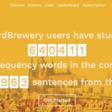 WordBrewery. Améliorer son vocabulaire dans une langue étrangère