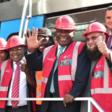 Ramaphosa opens train factory | eNCA