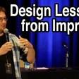 Ben Brode - Design Lessons from Improv - YouTube