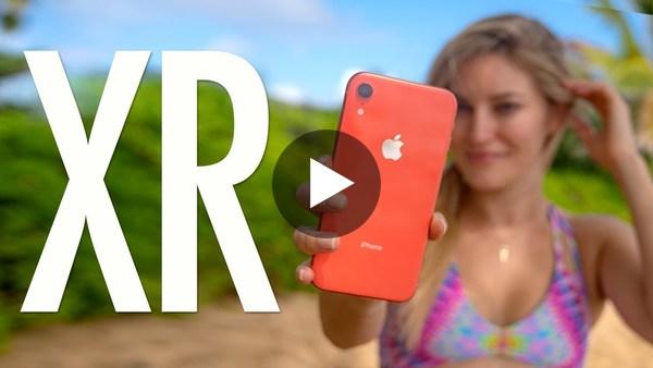 🇬🇧Skvělá recenze iPhone XR