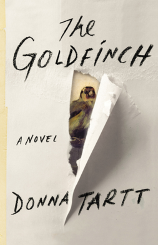 The Goldfinch (novel) - Wikipedia