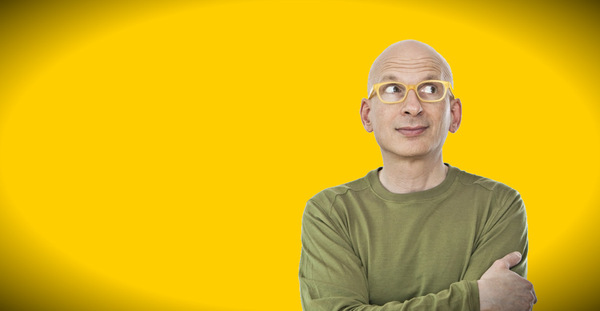 Seth Godin has a podcast and a new book coming out.