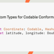 Custom Types For Codable Conformance
