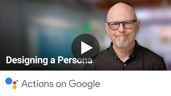 Designing a Persona - Lightning Talk with Wally Brill