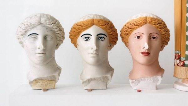 Wie antike Statuen ursprünglich aussahen