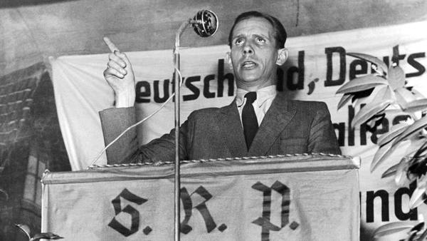 Vor 66 Jahren wurde erstmals in der BRD eine deutsche Partei verboten