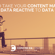 Content Marketing That's Data Driven