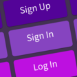 Sign Up vs. Signup
