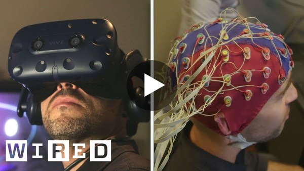 Testing Gamer vs Non-Gamer Brains: How Do Video Games Affect You? | WIRED - YouTube